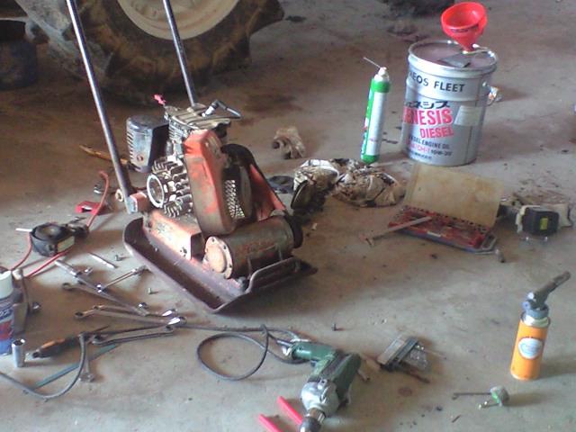 ロビンのエンジン
