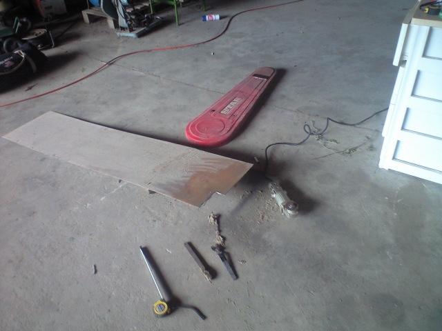カバー修理