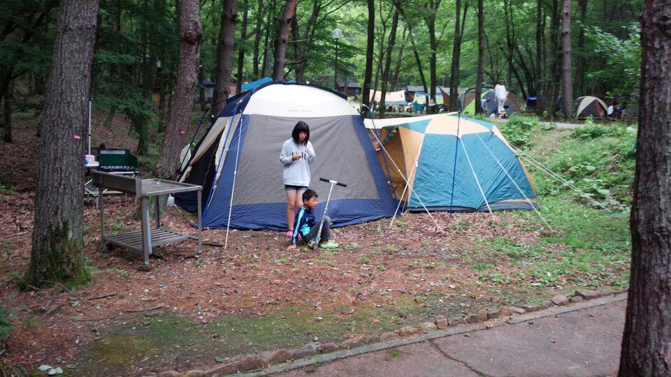 秋田キャンプ